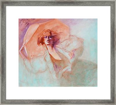 Fashionista Framed Print by Kevin Lawrence Leveque