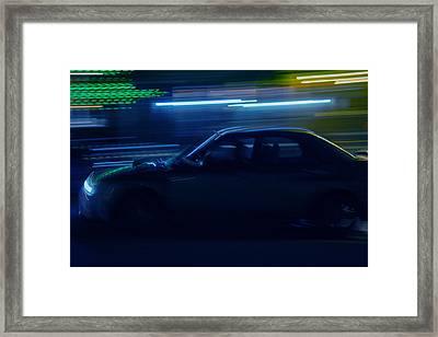 Fast N Loud Framed Print by Ryan Crane
