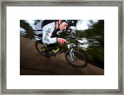 Fasta Framed Print by Chad Lloyd
