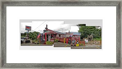 Fat Smittys Framed Print by Gregory Dyer