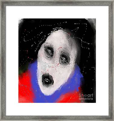 Fated  Illussion Framed Print by Rc Rcd