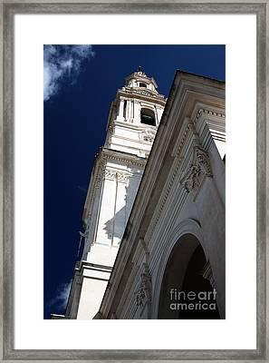 Fatima Angles Framed Print