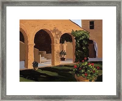 Fattoria Armena Framed Print