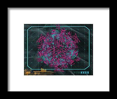 Multi-dimensional Framed Prints