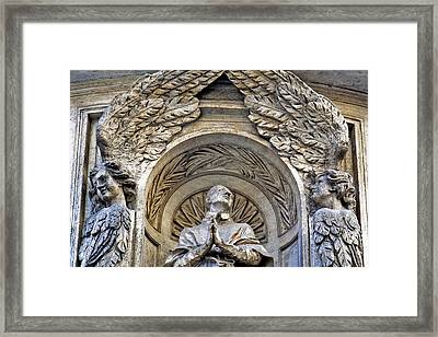 Framed Print featuring the photograph Favorite by Matthew Ahola