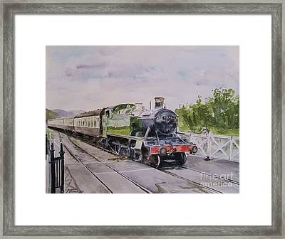 Favourite Tank 4160 Framed Print by Martin Howard