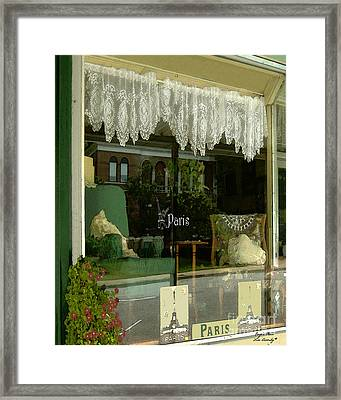 Faye's Place Framed Print