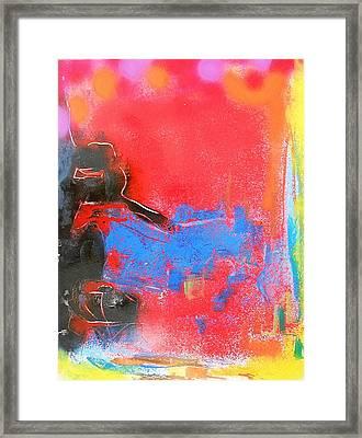 Fd257 Framed Print by Ulrich De Balbian