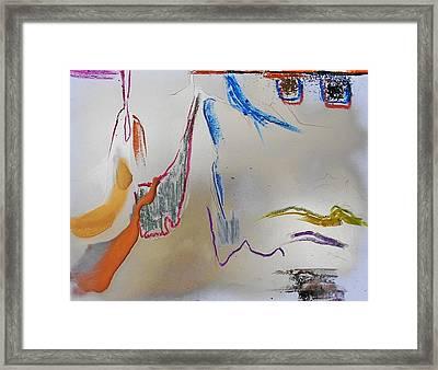 Fd259 Framed Print by Ulrich De Balbian