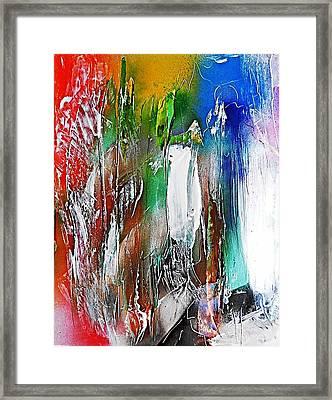 Fd265 Framed Print by Ulrich De Balbian