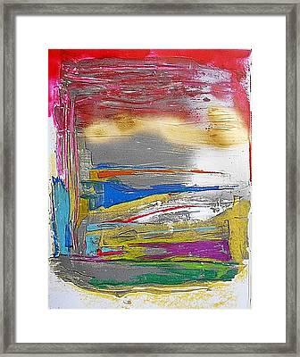 Fd266 Framed Print by Ulrich De Balbian