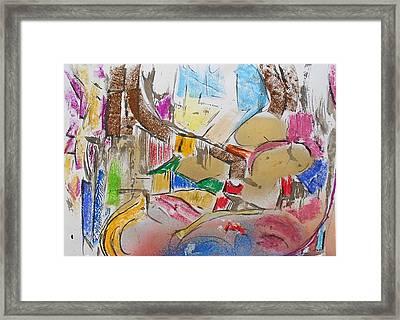Fd275 Framed Print by Ulrich De Balbian
