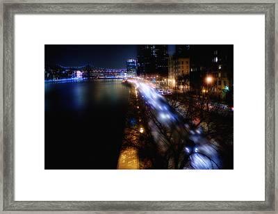 Fdr 2960 Framed Print