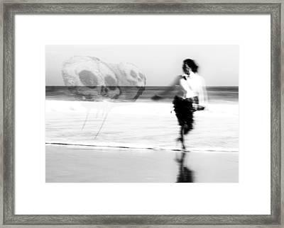 Fears Framed Print