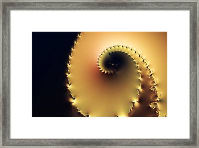 Febinachi Flow Framed Print by Phillip Anthony