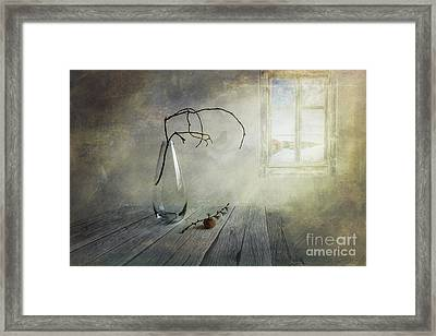 Feel A Little Spring Framed Print by Veikko Suikkanen