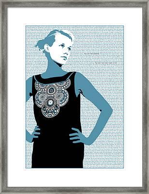 Feel Framed Print by Andras Varadi