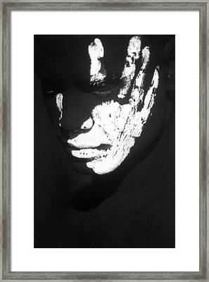Feel Framed Print by Filippo Ioco