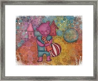 Feel So Special Framed Print
