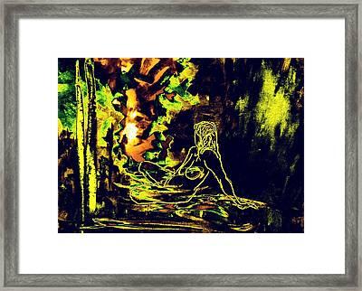Feeling Safe Framed Print