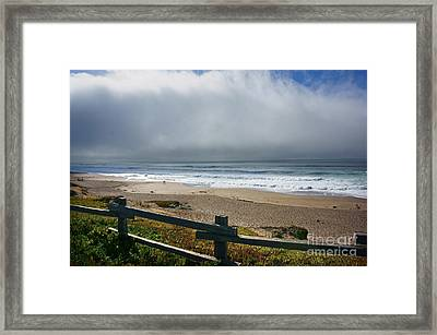 Feeling Small Framed Print