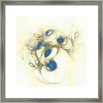 Feelings Framed Print