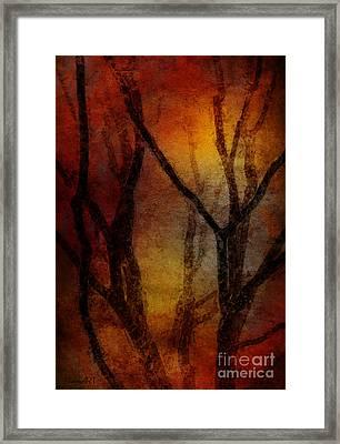 Feelings Framed Print by Donika Nikova