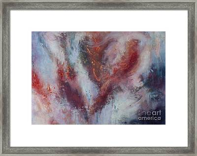 Feelings Of Love Framed Print