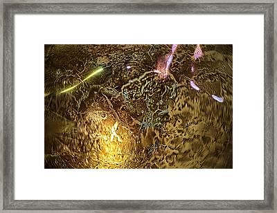 Felix The Cat Framed Print by Omaste Witkowski