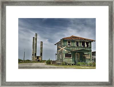Preston Sugar Stories Framed Print