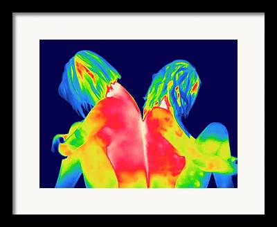 Thermography Framed Prints