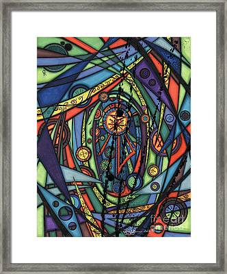 Female Spirituality  Framed Print