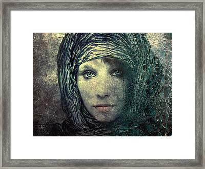 Femina Pompeii Framed Print by Joachim G Pinkawa