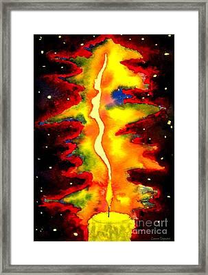 Feminine Spirit Framed Print
