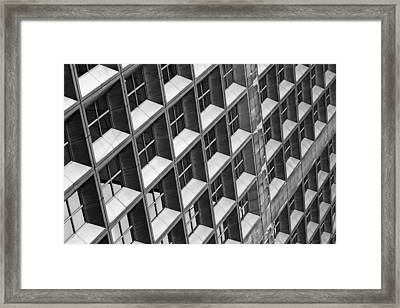 Fenetres Framed Print by Robert Krajnc