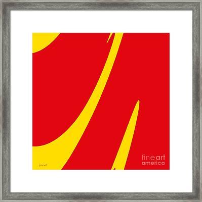 Feng Shui  M2 Framed Print
