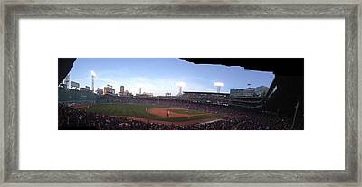Fenway Framed Print by Jim Keller