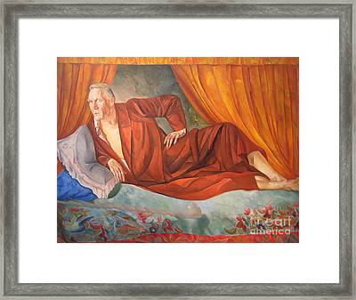 Feodor Chaliapin Framed Print by Celestial Images