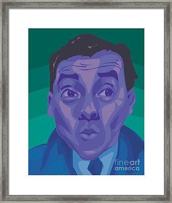 Fernandel Framed Print