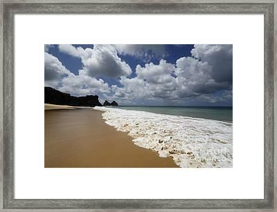 Fernando De Noronha Island Brazil 1 Framed Print