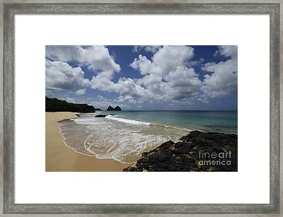 Fernando De Noronha Island Brazil 2 Framed Print