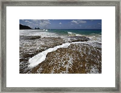 Fernando De Noronha Island Brazil 3 Framed Print