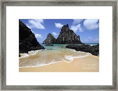 Fernando De Noronha Island Brazil 4 Framed Print