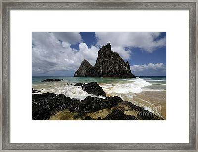 Fernando De Noronha Island Brazil 5 Framed Print