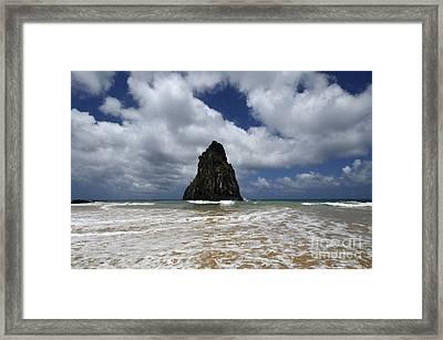 Fernando De Norronha Island Brazil 7 Framed Print