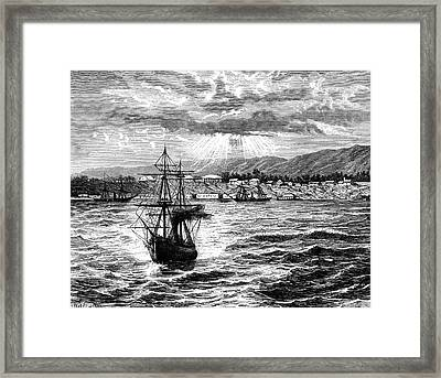 Fernando Po Island Framed Print by Collection Abecasis