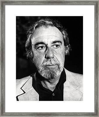 Fernando Rey In French Connection II  Framed Print