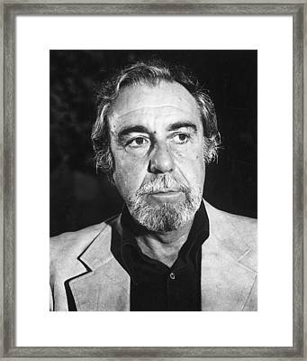 Fernando Rey Framed Print