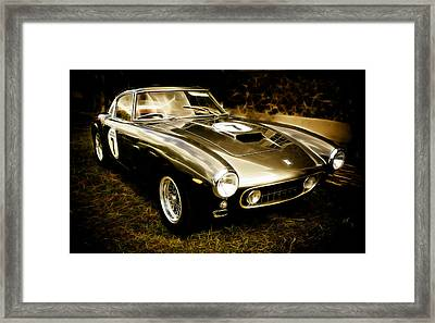 Ferrari 250 Gt Swb Framed Print by Phil 'motography' Clark