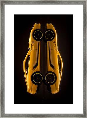 Ferrari 599 Gtb Fiorano Framed Print